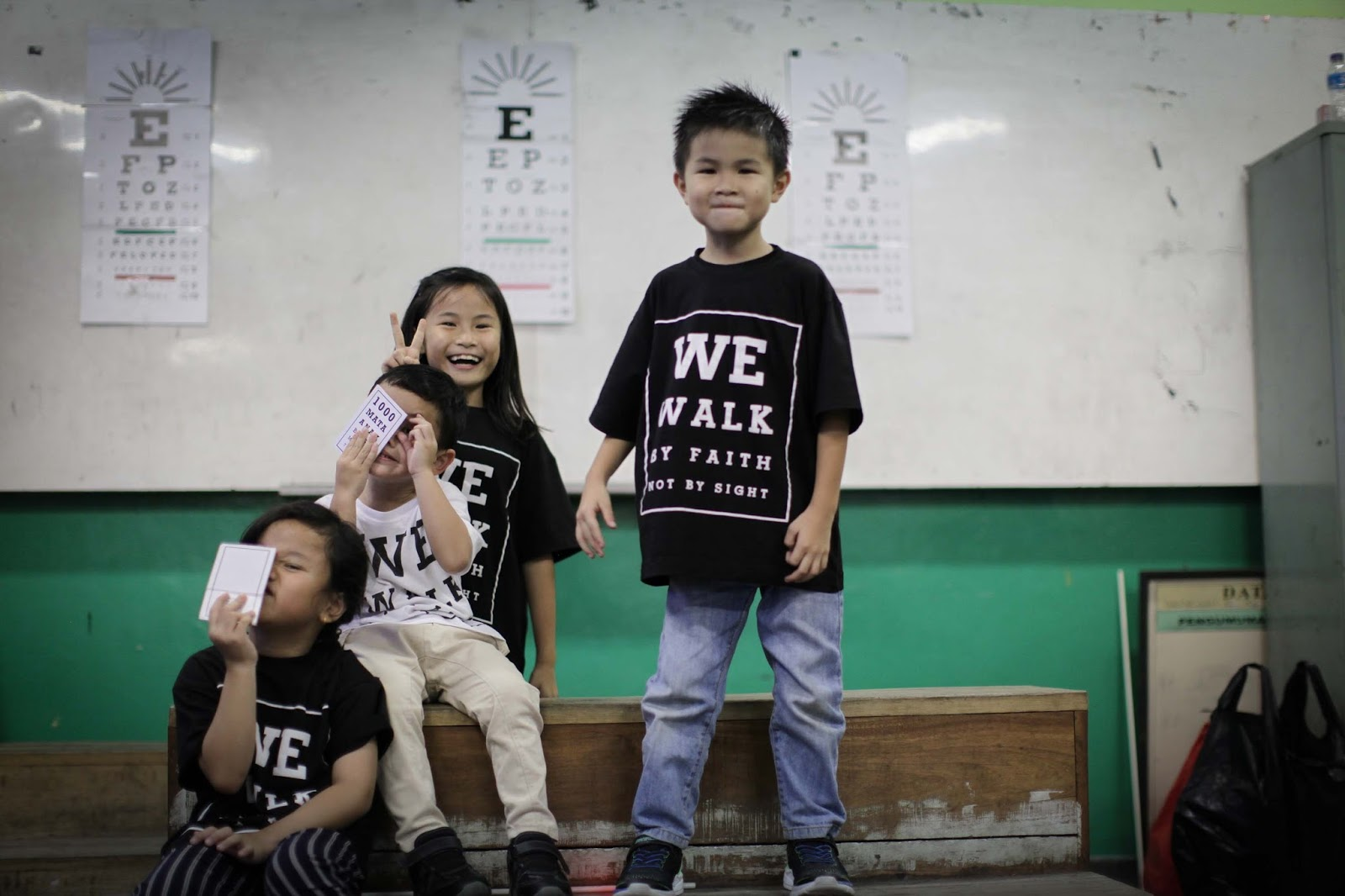 Bakti Sosial IX - Sejuta Kacamata untuk Indonesia - Kampung Duri image