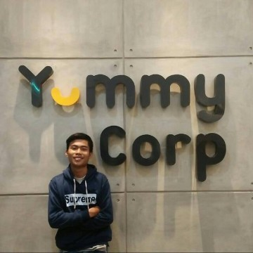 Letter Sign Yummy Corp