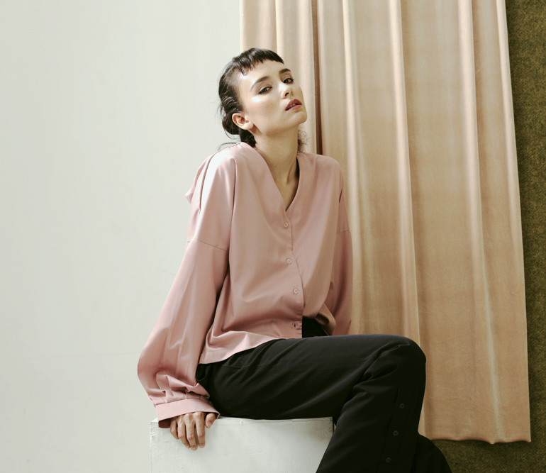 SPOTLIGHT'S ON: RANA BLUSH TOP image