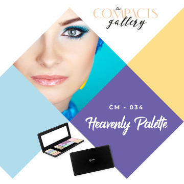 Heavenly Palette CM-034