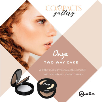 Onyx Two Way Cake CM-282