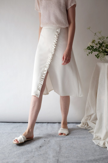 White Dawn Skirt