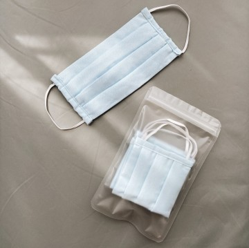 Non-Medical Cloth Mask Pack of 2 (Masker Kain Non Medis Isi 2)