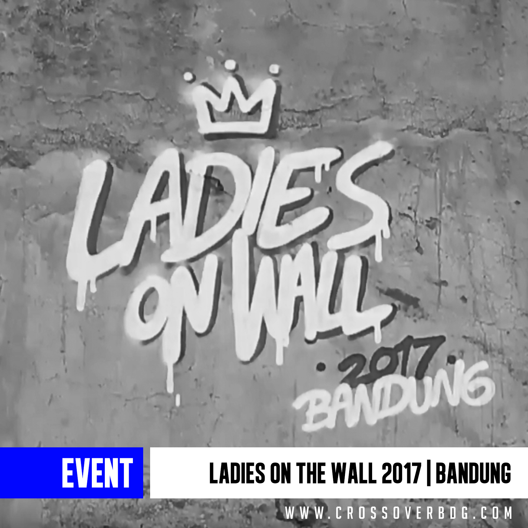EVENT: LADIES ON THE WALL BANDUNG 2017 image