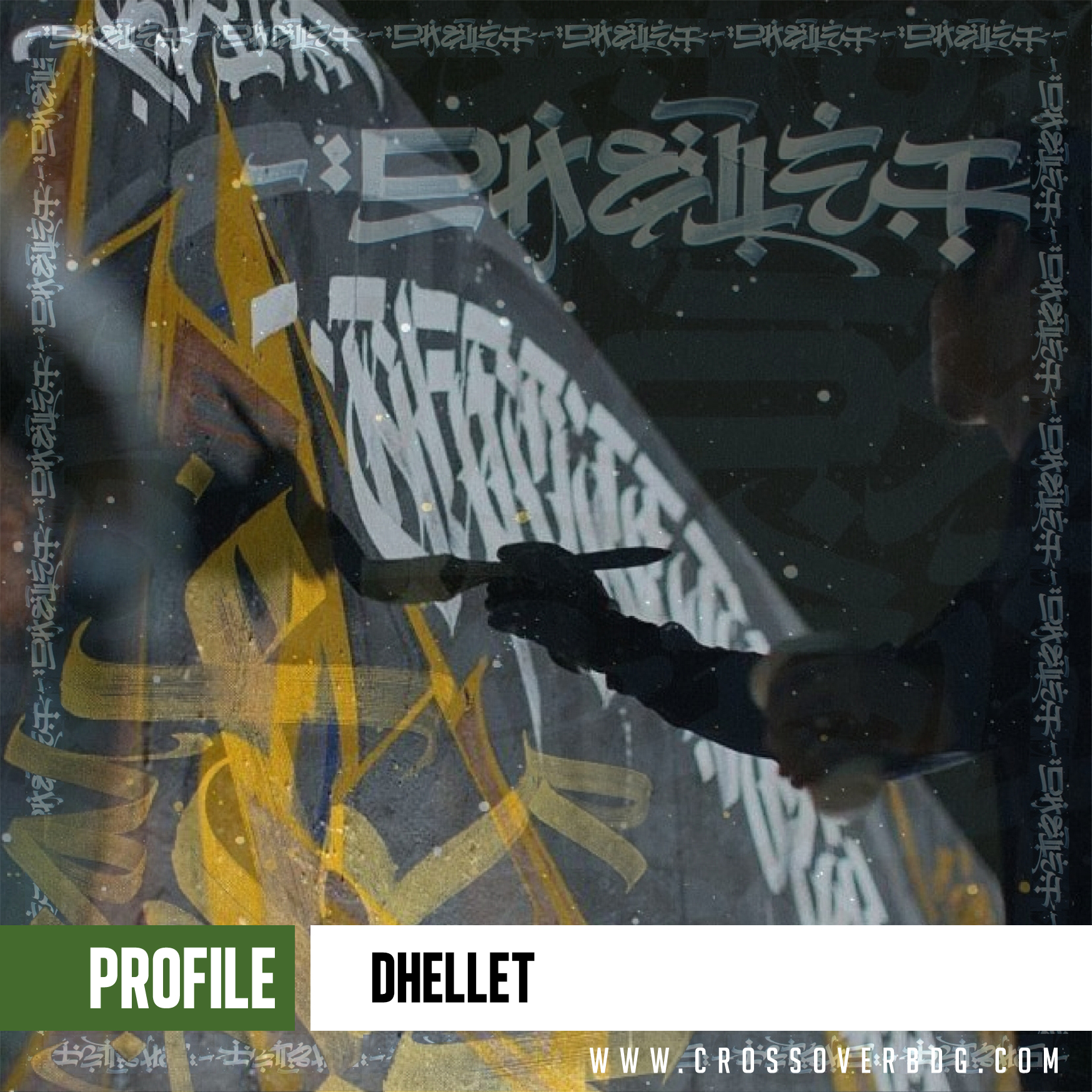 PROFILE : Dhellet  and Caligram image