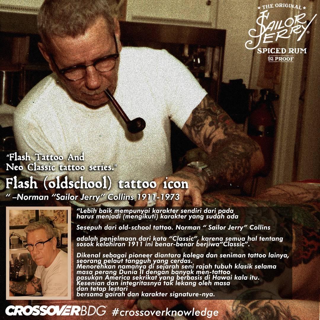 REVIEW : Flash tattoo dan Neo-Classic tattoo image
