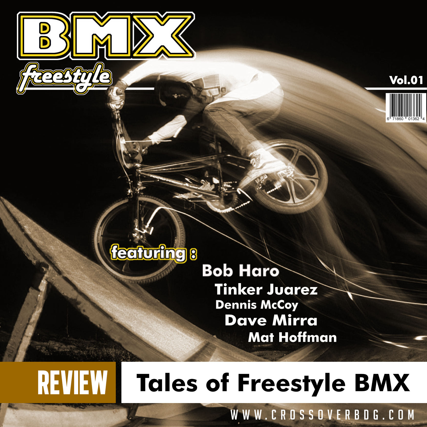 REVIEW : Tales of FREESTYLE BMX image