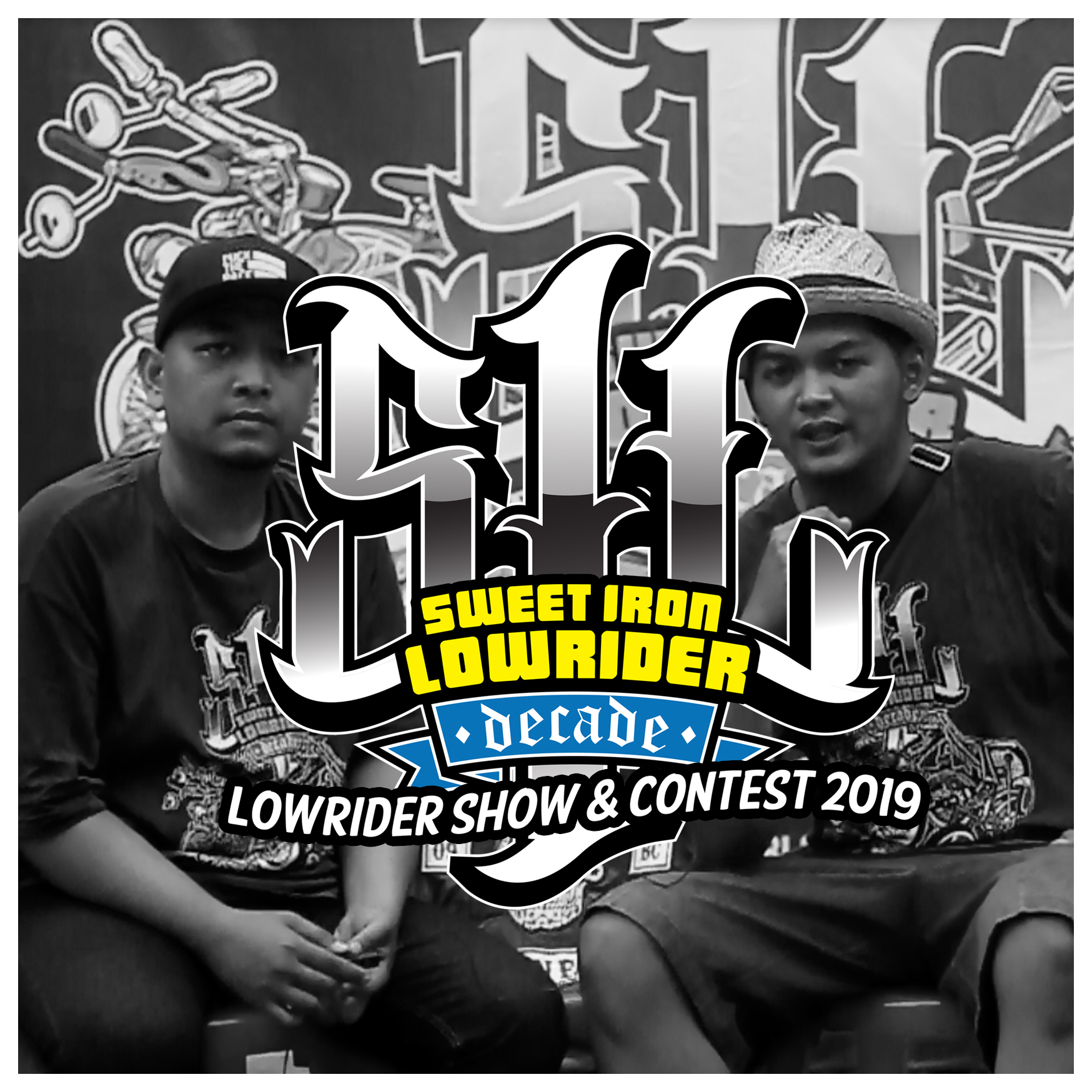 EVENT : CROSSOVERBDG GOES TO SWEET IRON LOWRIDER 1 DECADE image