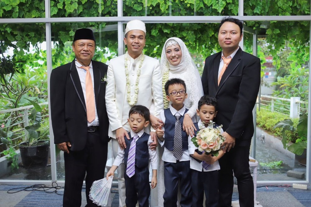 WEDDING RISTA DAN DAMAR