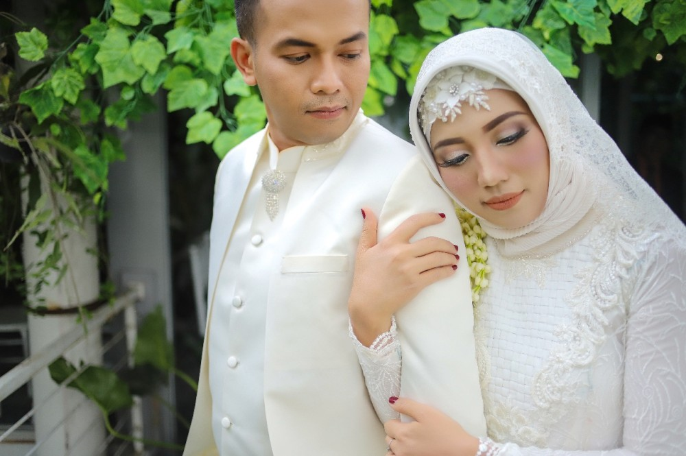 WEDDING RISTA DAN DAMAR 4