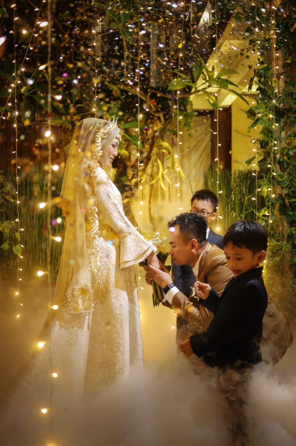 WEDDING RISTA DAN DAMAR 5
