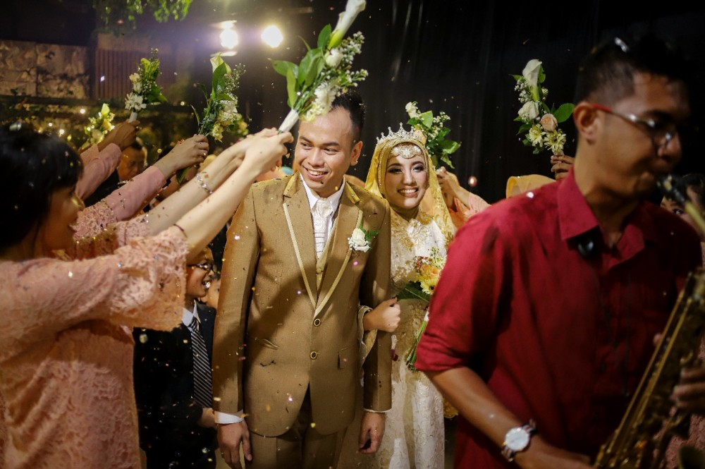 WEDDING RISTA DAN DAMAR 7