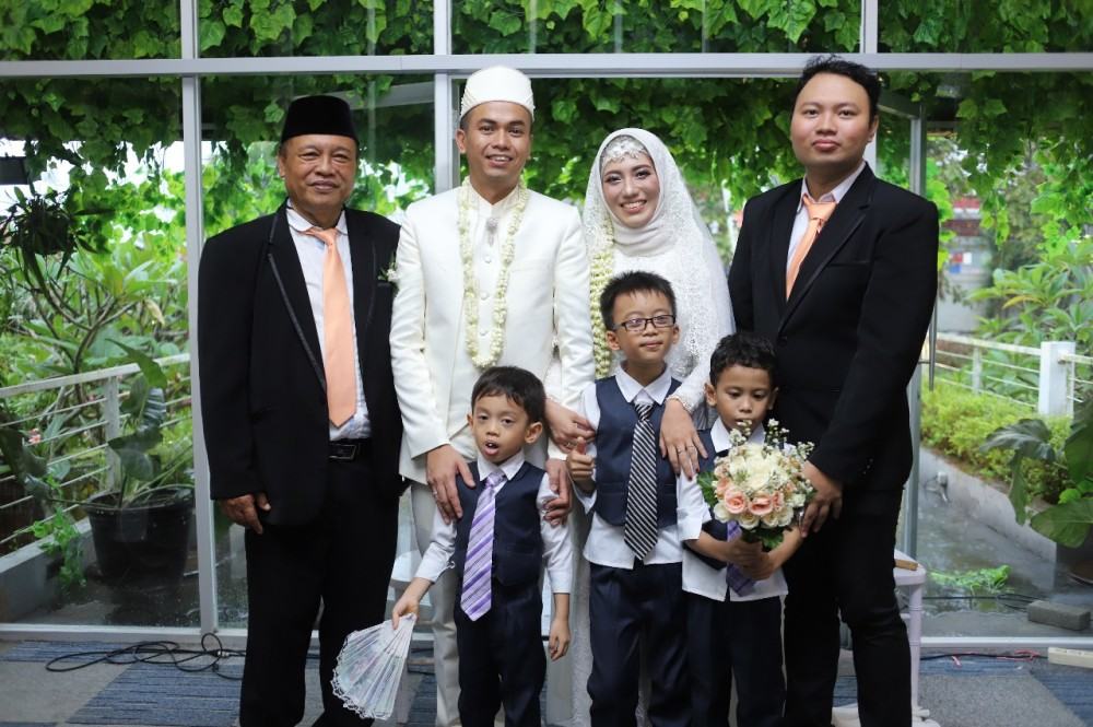 WEDDING RISTA DAN DAMAR 9