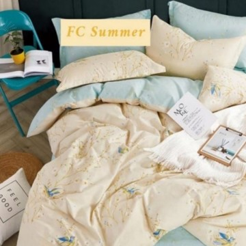 FC Summer [ Bedcover Only / Single Bed ]