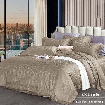 SK Louis [ Sprei Set / Full Set Single & Double ]