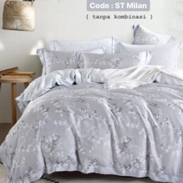ST Milan [ Bedcover Only / Double Bed ]