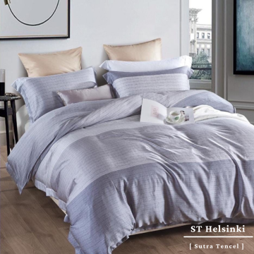 ST Helsinki [ Bedcover Only / Double Bed ]