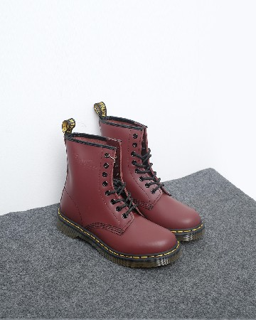 Dr.Marten High - Maroon - 13288