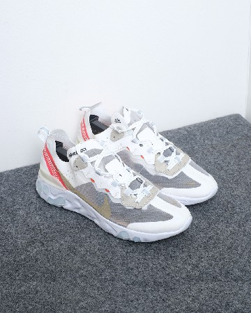 Nike React Element 87 Sail Light Bone - 13172