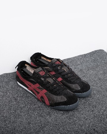 Onitsuka Tiger Mexico 66 Black/Red - 13261