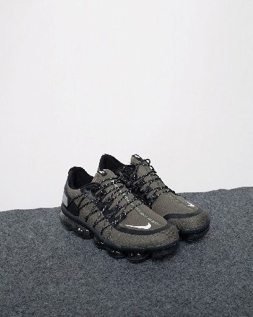 Nike Vapormax Run Utility - Green Black - 13241