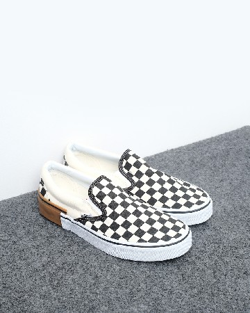 Vans Slip On Checkerboard Gumlock - 13274