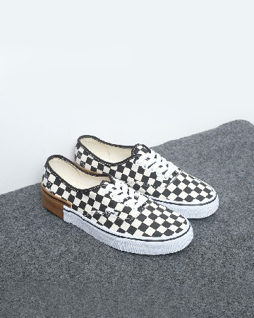 Vans Authentic Checkerboard Gumlock - 13276