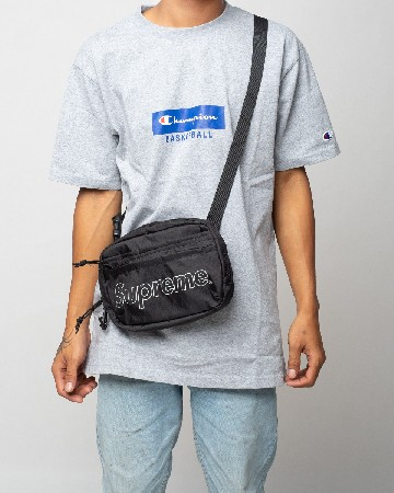 Supreme Pouch Bag - Black - 61638