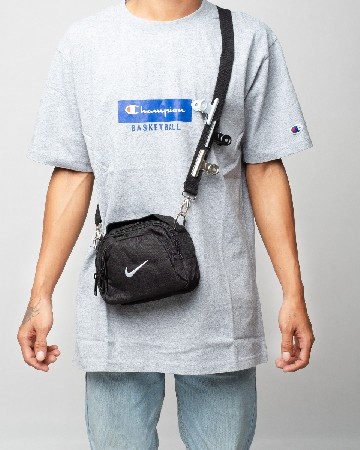 Nike Pouch Bag - Black - 61643