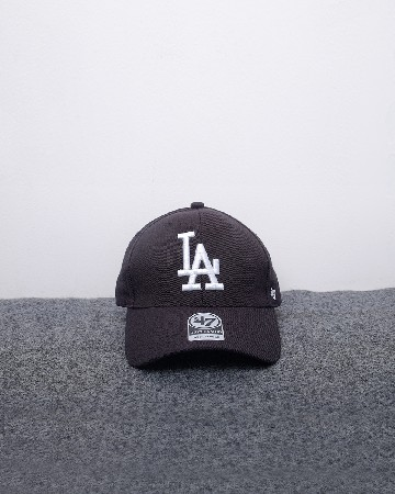 New Era Los Angeles Dodgers 47 MVP - Black White - 61614