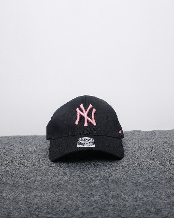 New Era New York Yankees 47 MVP - Black Pink - 61615