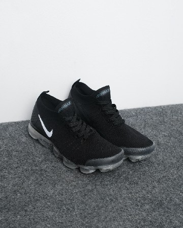 Nike Air VaporMax Flyknit 2 - Black White - 13103