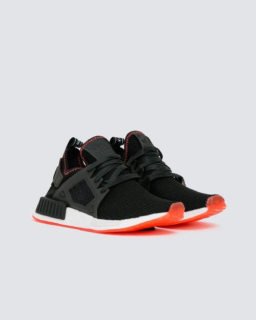 adidas nmd xr1 core black solar red