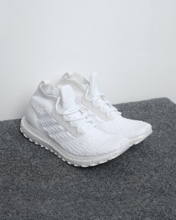 Adidas Ultra Boost ATR Mid - Triple White - 13114