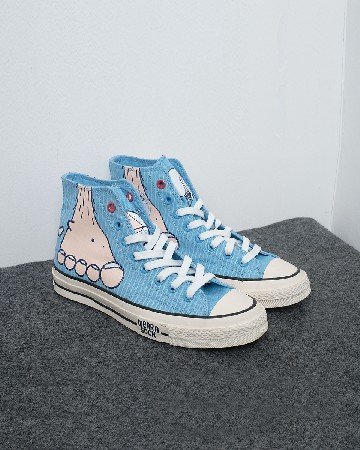 Converse X Undefeated - Blue Feet - 13285