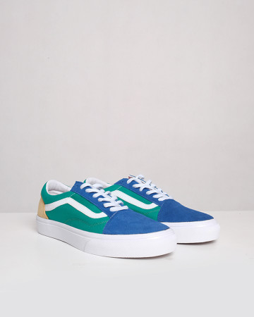 Vans Old Skool Yacht Club - Blue Green - 13385
