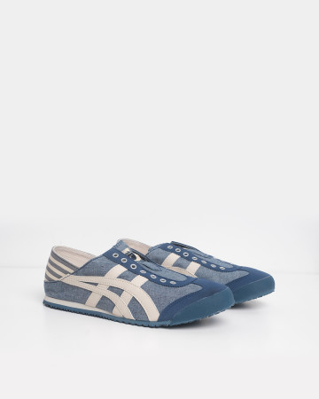 Onitsuka Tiger Mexico 66  Slip-On  PARATY - Blue - 13460