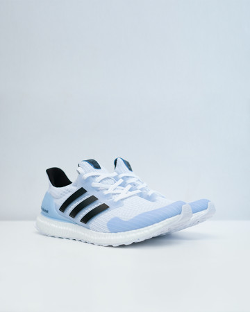Adidas UltraBoost 4.0 'White Walkers' X Game Of Thrones - Blue White - 13452