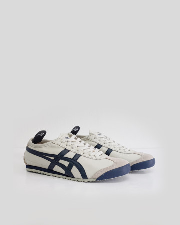 Onitsuka Tiger Mexico 66 - Cream Navy - 13357