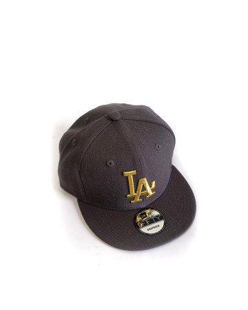 New Era Los Angeles 9Fifty - Abu-Abu Muda - 61802