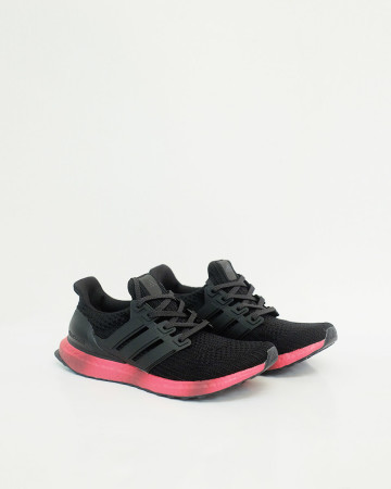 Adidas Ultra Boost Rainbow - Black Red - 13540