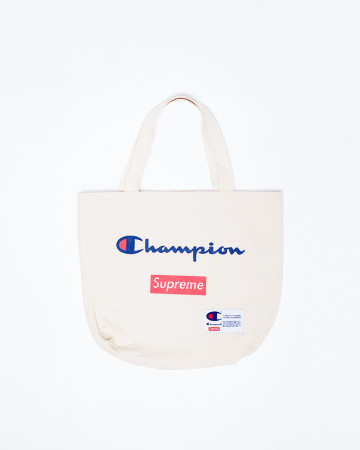Champion & Supreme Bag - White - 62021