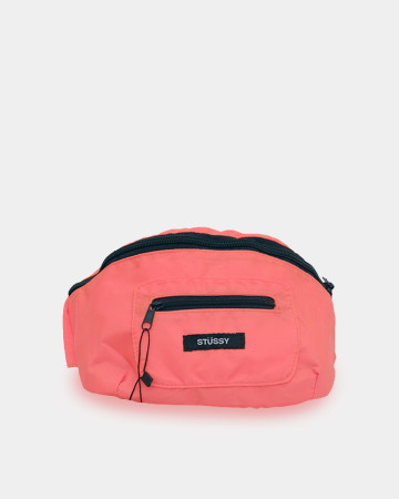 STUSSY WAIST BAG -Orange - 61711