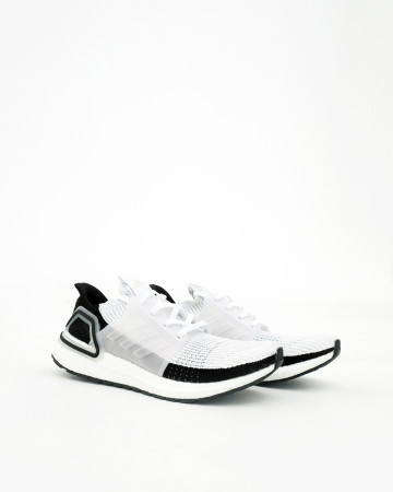 Adidas Ultra Boost 2019 Panda - Cloud White - 13556