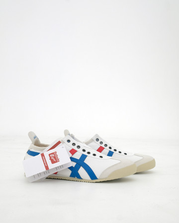 Onitsuka Mexico 66 Slip-On - White Tricolor - 13558