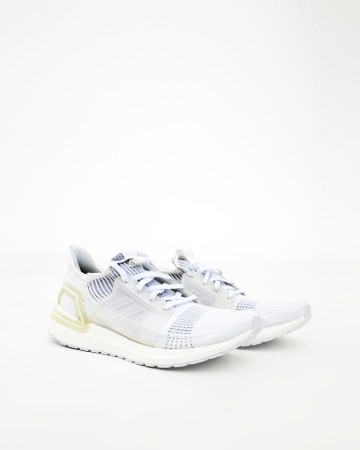 ULTRABOOST 2019 SHOES - CLOUD WHITE WHITE WHITE CORE BLACK - 13601