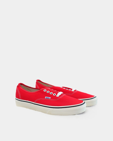 Vans Authentic - Red - 13587