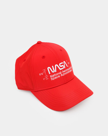 NASA caps - Red - 62162