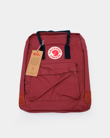 FJALLRAVEN KANKEN CLASSIC BACKPACK - RED MAROON 62102