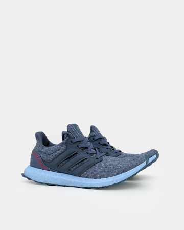 ADIDAS ULTRABOOST TECH INK - GLOW BLUE 13557
